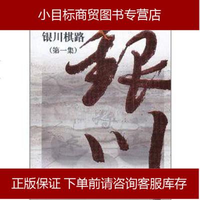 银川棋路 许银川 上海人民出版社 9787208100152
