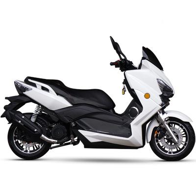 风感觉摩托车踏板车T8T10电喷150cc巡洋舰大街跑趴赛助力燃油机车可上牌