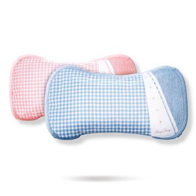 良良(liangliang)儿童枕头3-6岁幼儿园枕宝宝透气护型枕定型枕四季
