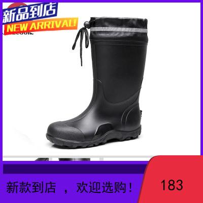 JSYZCOOK防滑雨鞋中筒釣魚雨靴塑膠勞保廚師水鞋防水靴膠鞋商品由多個顏色 尺碼 規格拍下請備注或聯系在線客服