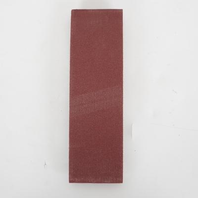 臺式左砂帶機上環型砂紙木材金屬拋光打磨砂紙各種不同型號可選擇 120目350*50環型砂紙