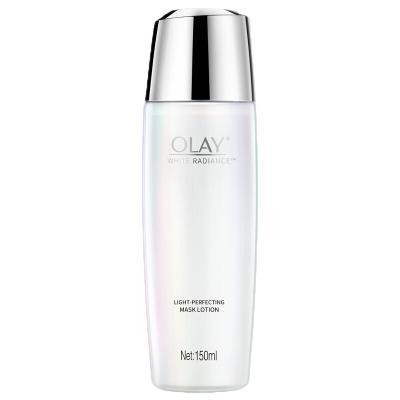 玉兰油(OLAY)水感透皙光塑面膜水150ml 护肤水