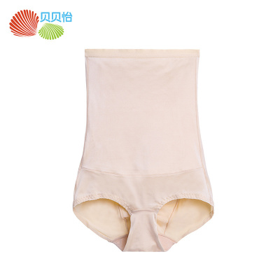 貝貝怡產婦高腰收腹褲女產后束腰褲平腹收腰收胃提臀內褲