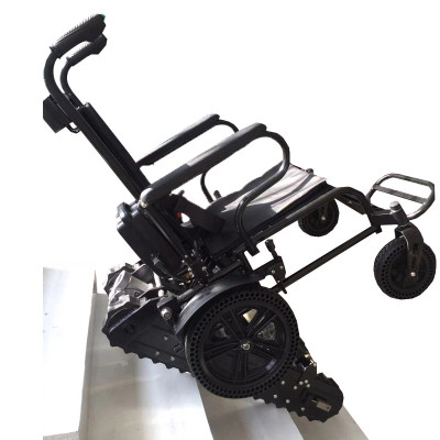 八哥Q3电动爬楼机轮椅履带式锂电池轻便折叠残疾人老人上下楼智能爬楼机