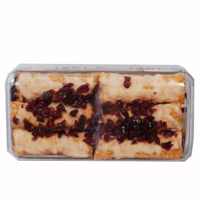 朵米诺蔓越莓酥条110g