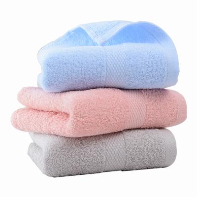 洁丽雅grace 全棉毛巾速干吸水小毛巾柔软毛巾单条装 纯棉 60*30cm