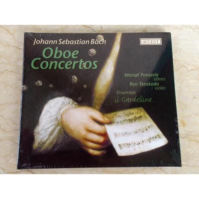 24165 巴赫:双簧管协奏曲/Marcel Ponseele