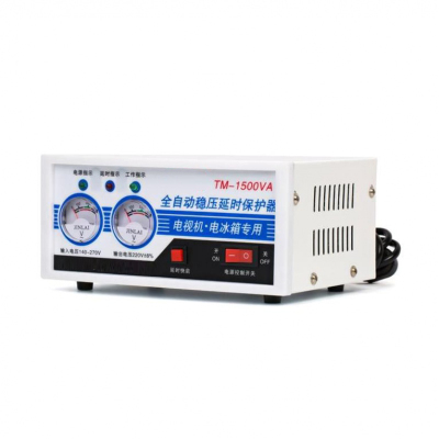 電腦穩壓器電腦專用小型家用全自動220v冰箱電視插座穩壓器 電腦 冰箱等 小功率電器專用 抖音