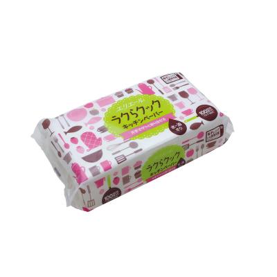 【日本进口】大王(GOO.N) 厨房用抽纸 厨房用纸100组装 200枚