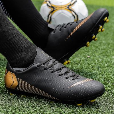 匡米葳(CONMEIVE)2020夏季足球鞋人工草地球場實戰鞋經典配色男球鞋男校園青年學生鞋運動鞋I
