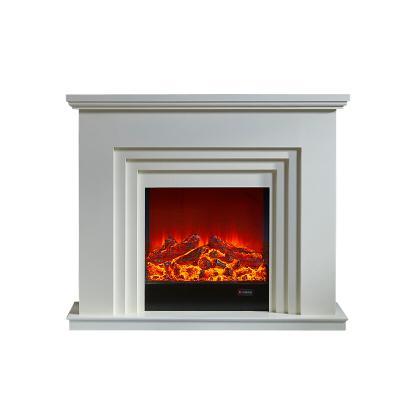 苏宁放心购简约欧式壁炉装饰柜1.2米美式背景墙1.5电壁炉架仿真火取暖家用简约新款