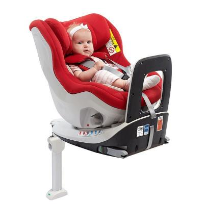 Babyfirst汽車兒童安全座椅0-4歲360度旋轉 ISOFIX 企鵝萌軍團3C認證