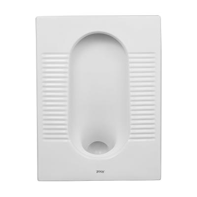 恒潔衛浴 蹲便器廁所蹲坑 蹲廁便池 帶存水洼防臭HC3026B-060