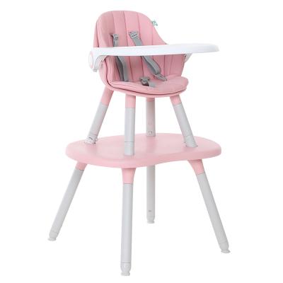 好孩子gb旗下小龙哈彼儿HD童座椅子宝宝吃饭蘑菇餐椅多功能两用婴儿家用餐椅餐桌