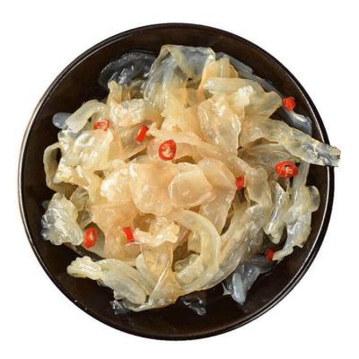 長島海蜇絲海蜇絲涼拌非即食無沙海蜇 海蜇絲1斤