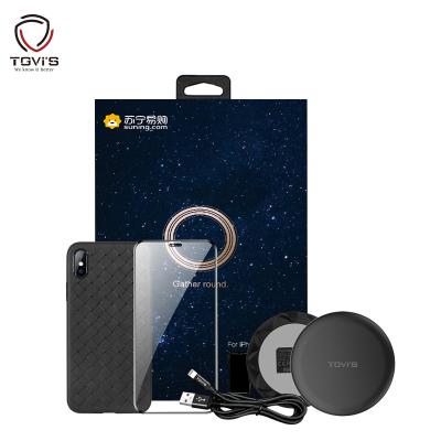 TGVI'S iPhoneXR 6.1 苹果手机配件礼盒套装