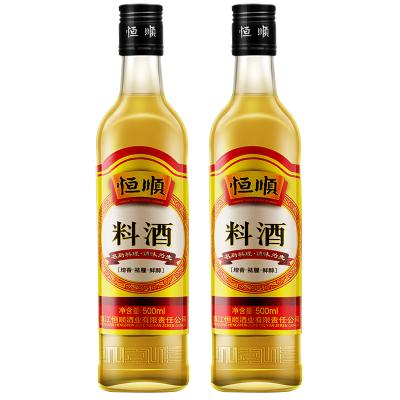 恒順料酒 500ml*2
