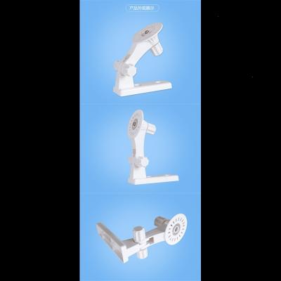 七普视频万向监控摇头机无线摄像头专用360度旋转壁挂顶吊装支架