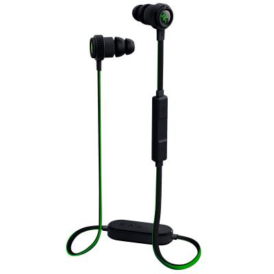 雷蛇(Razer) Hammerhead BT战锤狂鲨蓝牙版 无线蓝牙耳机 带灯光 游戏音乐运动耳机 入耳式耳机