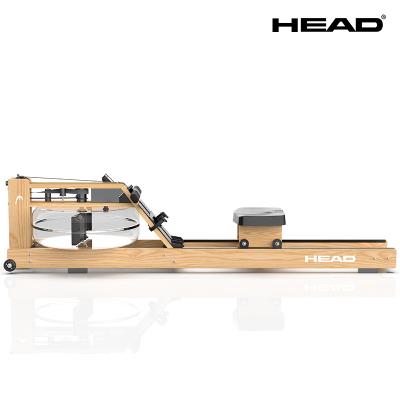 海德HEAD水阻劃船機家用劃船器劃槳紙牌屋劃艇健身器材WR689