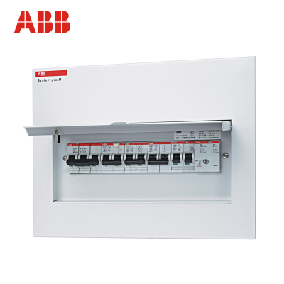 【ABB官方旗舰店】ABB配电箱强电箱开关箱强电布线箱16回路暗装空气开关暗箱