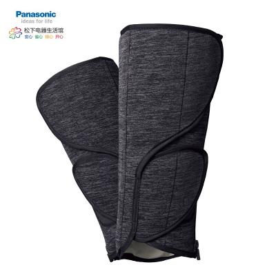 松下(Panasonic)家用腳部腿部便攜按摩器小腿腳底按摩儀氣囊無線揉捏EW-RA38黑色