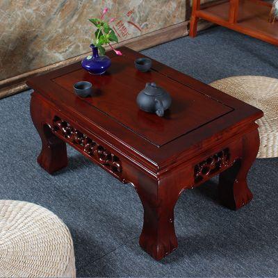中式实木炕桌家用榻榻米桌飘窗桌小茶几小炕桌炕几东北炕桌窗台桌