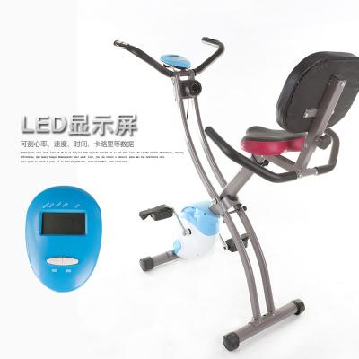 家用磁控健身车超静音可折叠健身器材脚踏减肥瘦身运动健身车