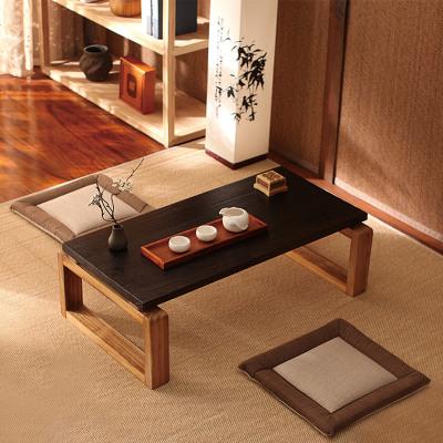 HOTBEE炕桌榻榻米桌子飘窗小茶几日式茶桌实木阳台矮桌简约茶几国学桌