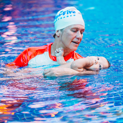 海帆亲子游泳体验课(周末)[北京]