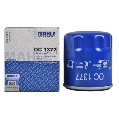 馬勒(MAHLE)機油濾清器OC1377(新君越(10年-)3.0/新GL8(11年-)/威朗/全新科魯茲(