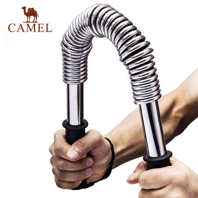 CAMEL骆驼户外运动臂力器 男士胸肌手臂锻炼30-40KG家用健身臂力棒