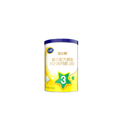 飛鶴(FIRMUS) 星飛帆 幼兒配方奶粉 3段(12-36個月適用)130克