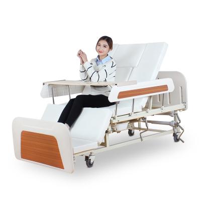 邁德斯特(MAIDESITE)護理床 禮敬款MD-E52 癱瘓病人護理床家用多功能升降老人醫用床翻身醫院病床