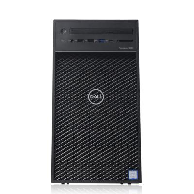 戴爾(DELL) T3630 塔式圖形工作站主機 I7-8700/16G/256G固態+1T P620-2G顯卡