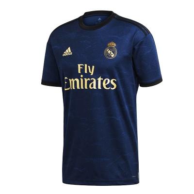 阿迪达斯官方 adidas 19-20赛季REAL A JSY 男子足球皇马客场比赛服FJ3151
