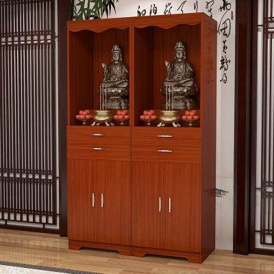 HOTBEE神龛佛龛财神爷供奉桌佛柜立柜神台家用供台观音佛像供桌现代简约