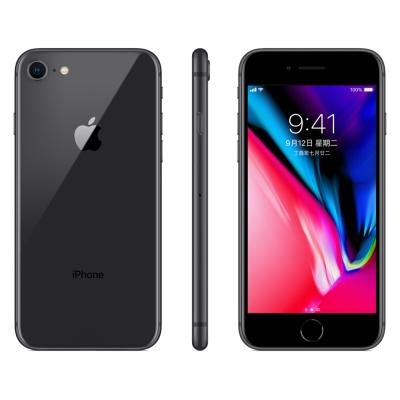 苹果(Apple) iPhone 8(A1863)64GB 深空灰 移动联通电信 全网通 4G手机 智能手机