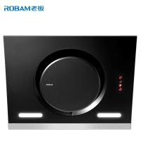 老板(ROBAM)CXW-200-26A5S触控式侧吸式19立方大吸力低噪黑洞负压抽油烟机吸油烟机单机