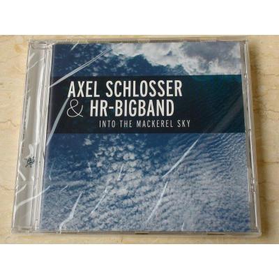 现71148 AXEL SCHLOSSER AND HR-BIGBAND--INTO THE MACKEREL SKY