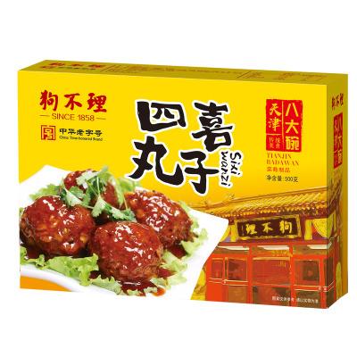 八大碗四喜丸子500g家宴半成品速食家常菜料理包加熱速食方便菜