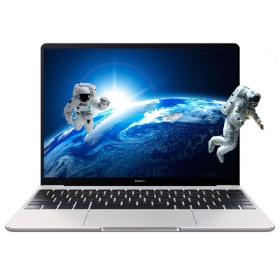 華為(HUAWEI)MateBook13 2020款(十代i5-10210U 16G 512GB 2G獨顯 觸控版銀)13.0寸廣色域2K觸摸屏輕薄本商務辦公筆記本電腦