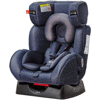 gb好孩子兒童安全座椅汽車用嬰兒寶寶車載坐椅3C可躺雙向安裝0-4-7歲好孩子汽車座椅CS719/729