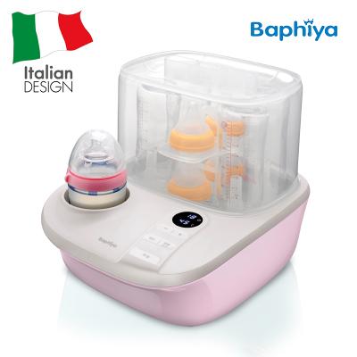 芭菲婭嬰兒奶瓶消毒器帶烘干暖奶二合一寶寶專用奶瓶殺菌消毒柜鍋
