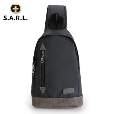 S.A.R.L брэндийн нэг үүргэвчтэй цүнх  5705 хар