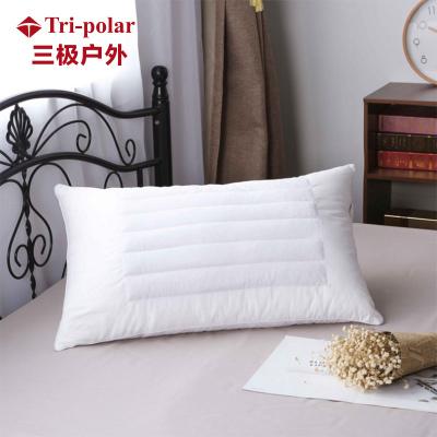 三極戶外(Tripolar) TP2984 蕎麥兩用枕成人單人枕芯舒適多功能護頸人體工學設計居家