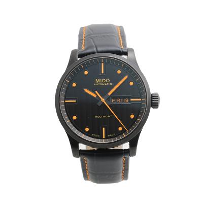 【二手95新】美度Mido舵手系列M005.430.36.051.80男表自動機械奢侈品鐘手表腕表