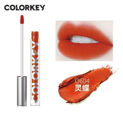 COLORKEY 空氣唇釉 絲絨系列