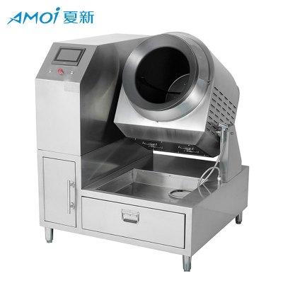 夏新(AMOI)自動炒飯機商用炒菜機器人烹飪機大型智能滾筒炒面炒蛋廚房全自動 G60A2