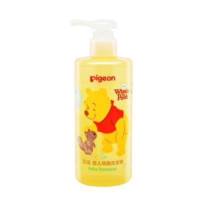 貝親-嬰兒萌趣洗發精300ml(小熊維尼)-ia174嬰童潤膚